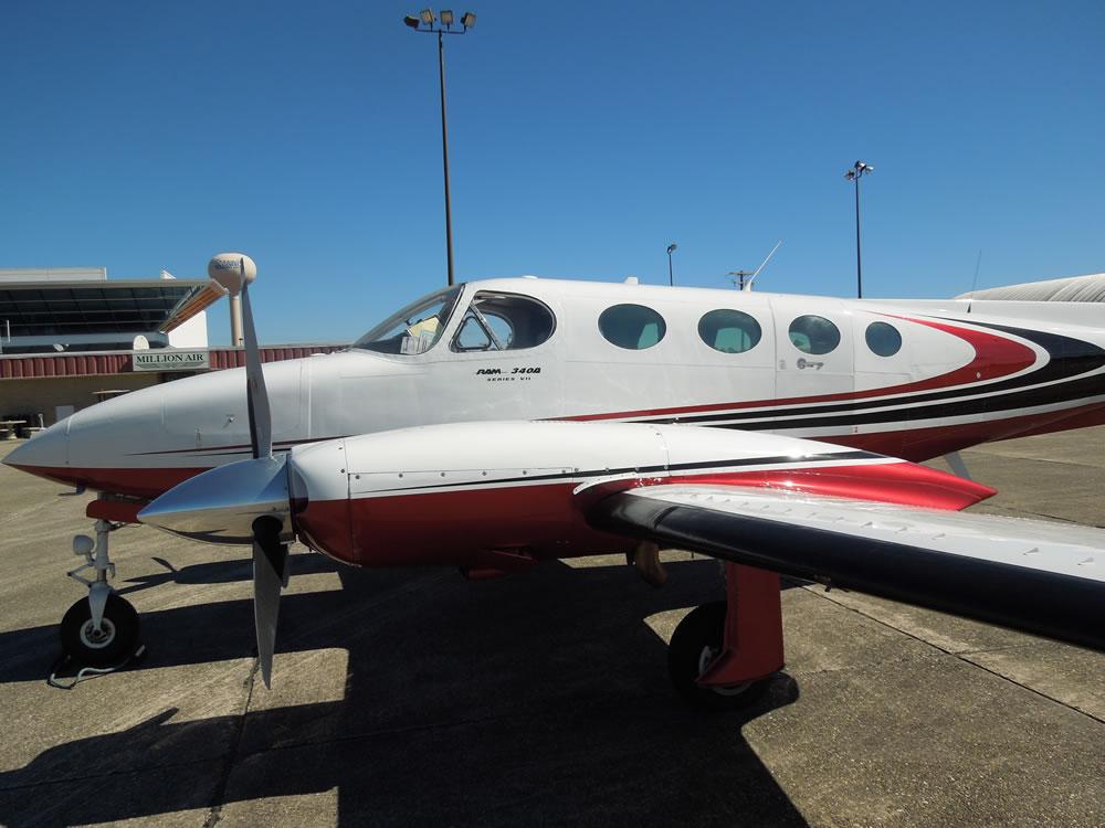 1977 Cessna 340A RAM VII