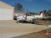 1958 Beechcraft Twin Bonanza