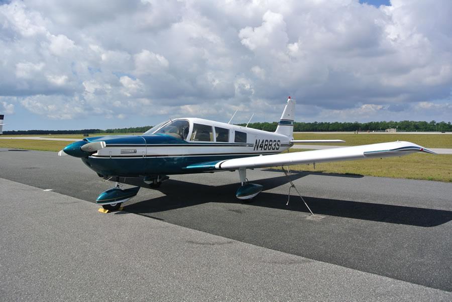 "1971 Piper PA-32-260 ""Cherokee Six"""