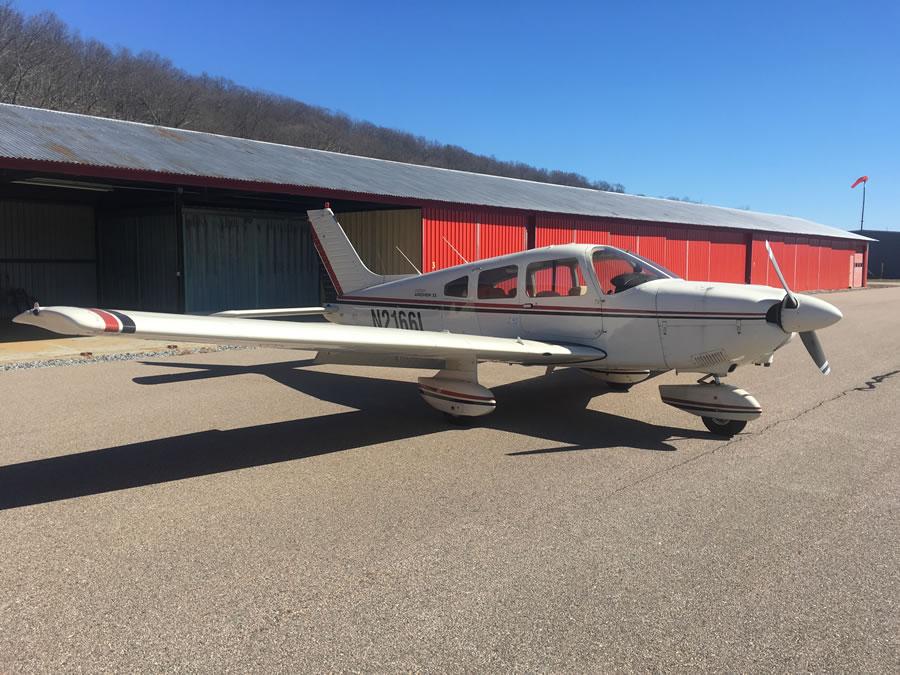 "1979 Piper PA-28-181 ""Archer II"""
