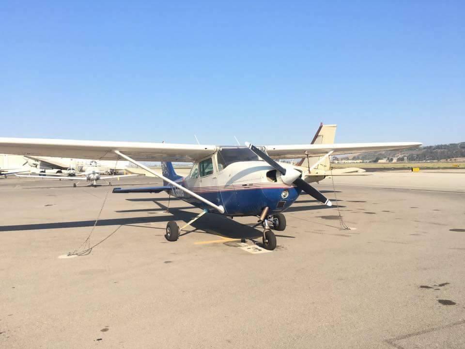 """1970 Cessna 172L """"Skyhawk"""""""