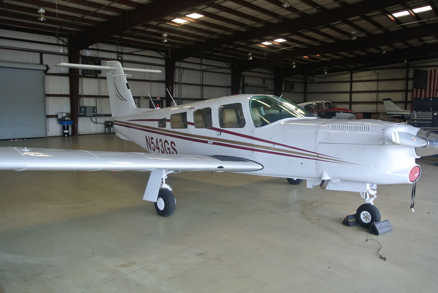 1978 Piper PA-32R Lancer Turbo (New Paint)