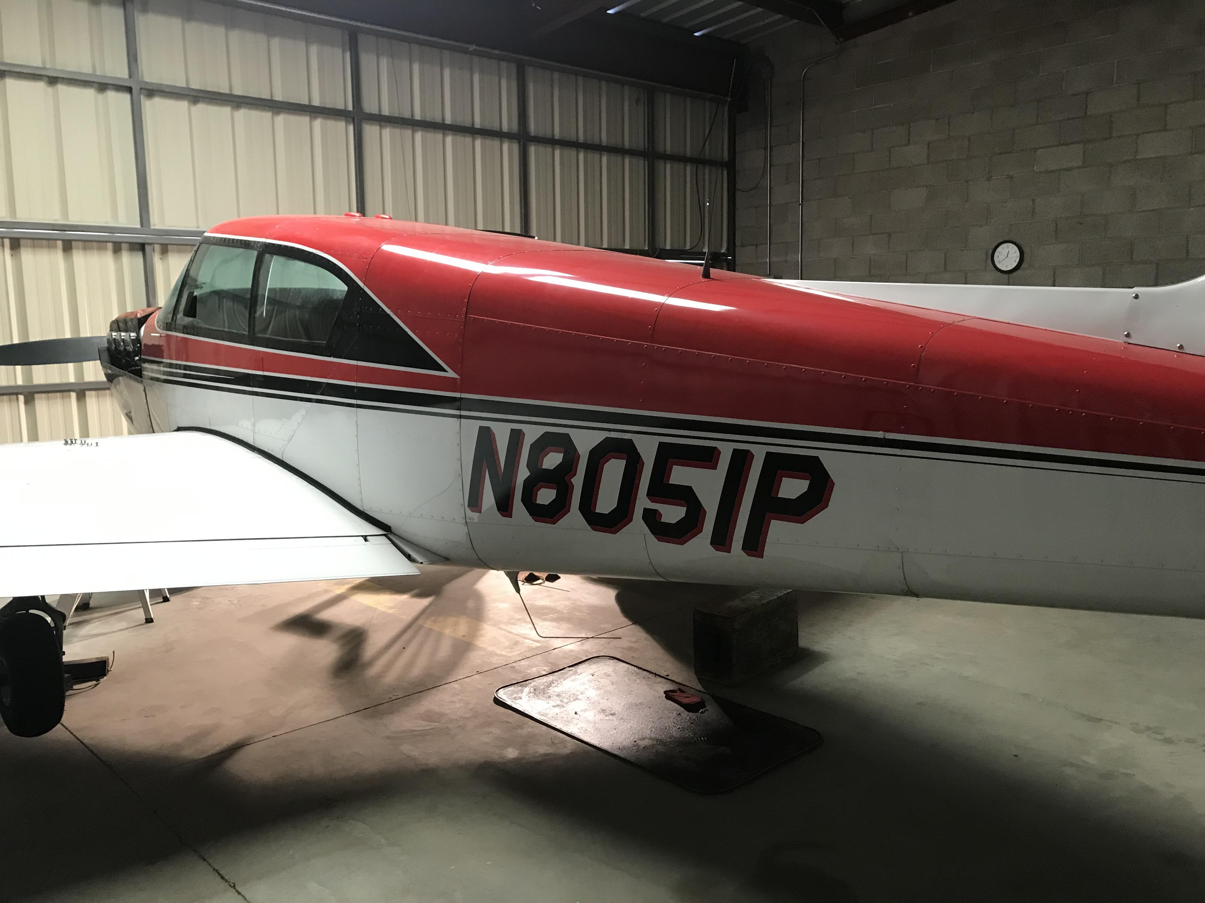 """1962 Piper PA-24-250 """"Commanche"""""""