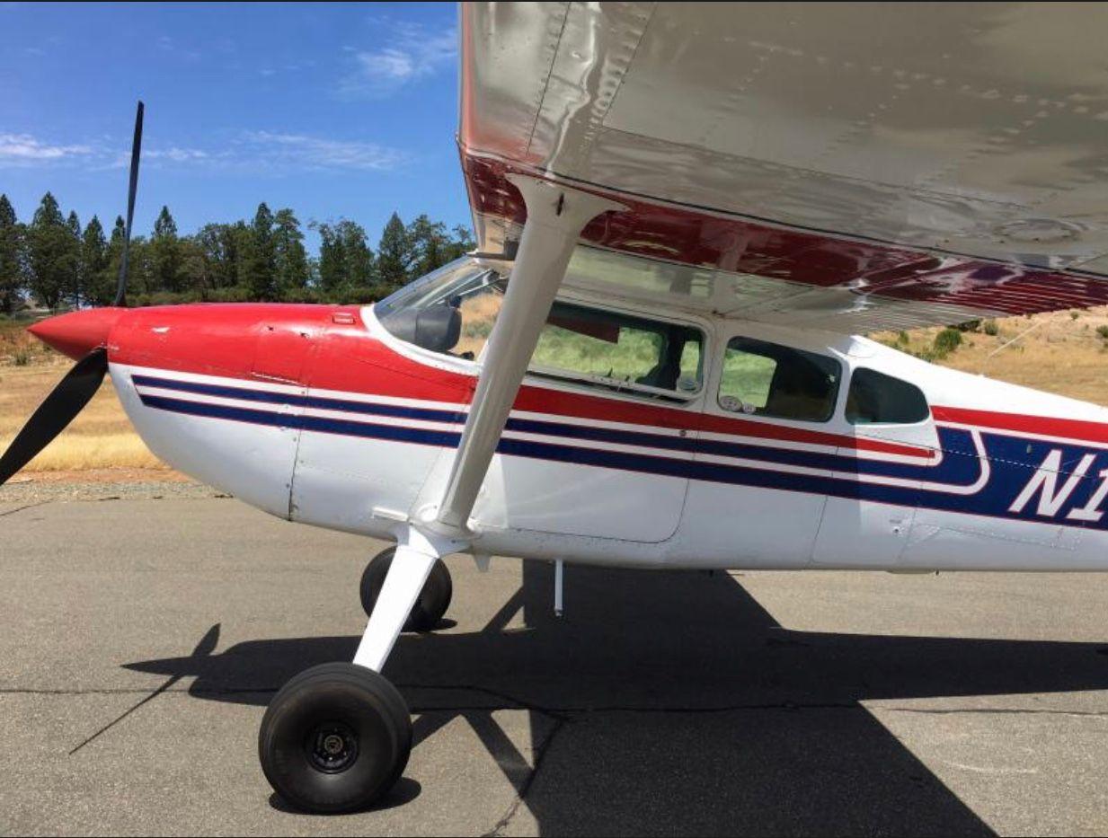 1967 Cessna 180H