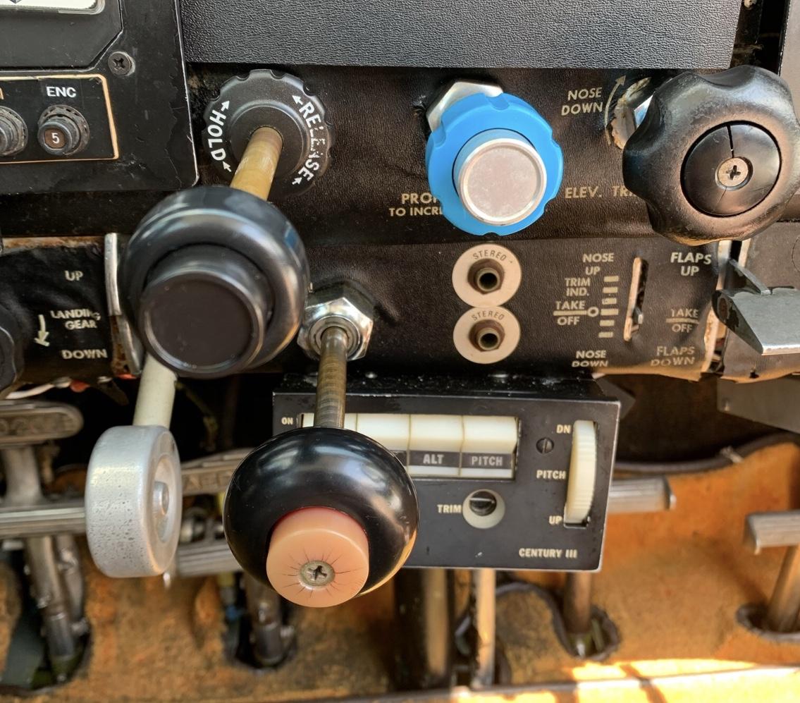 1966 Aero Commander/Meyers 200D