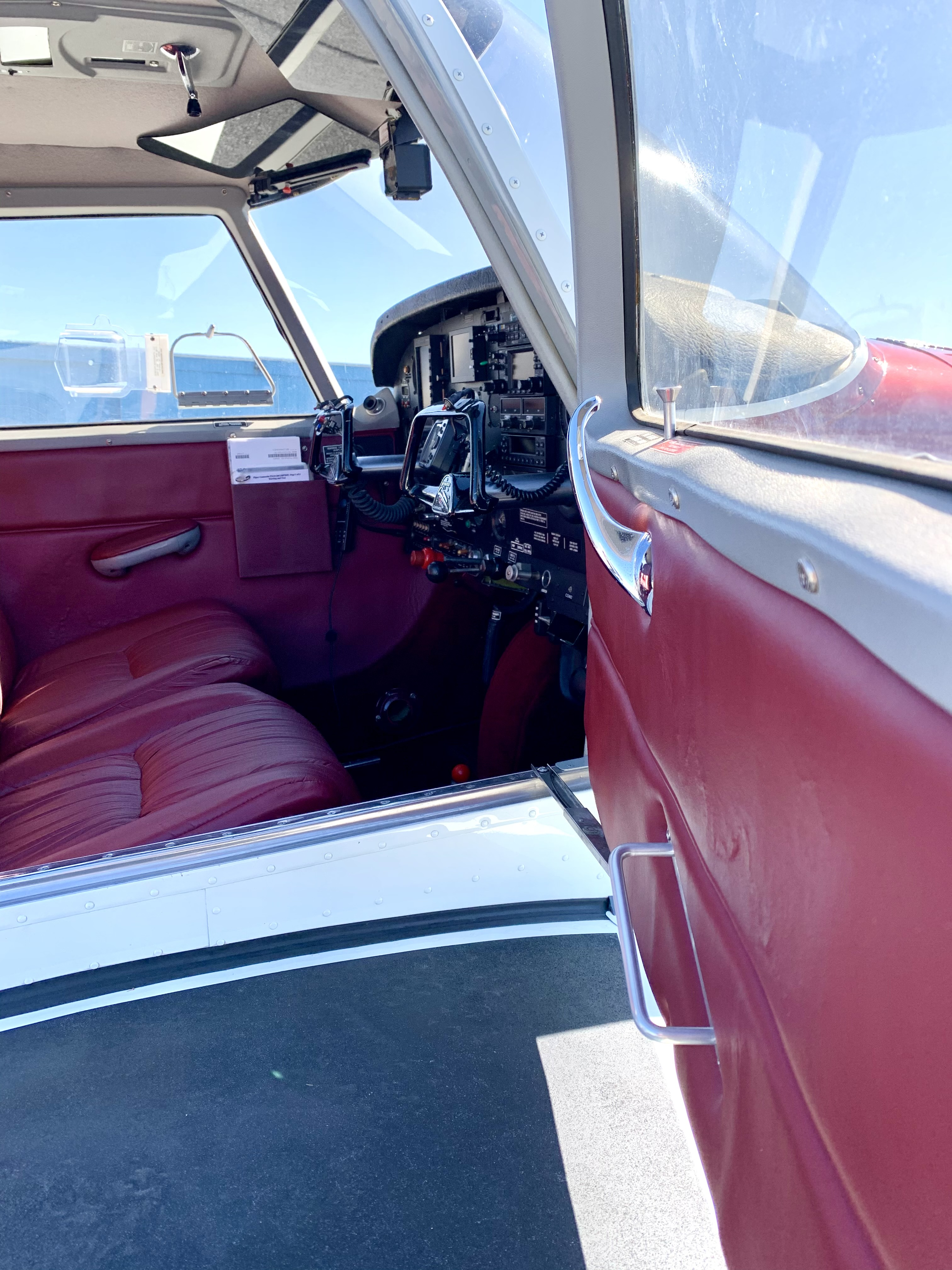 1965 Piper Comanche 260