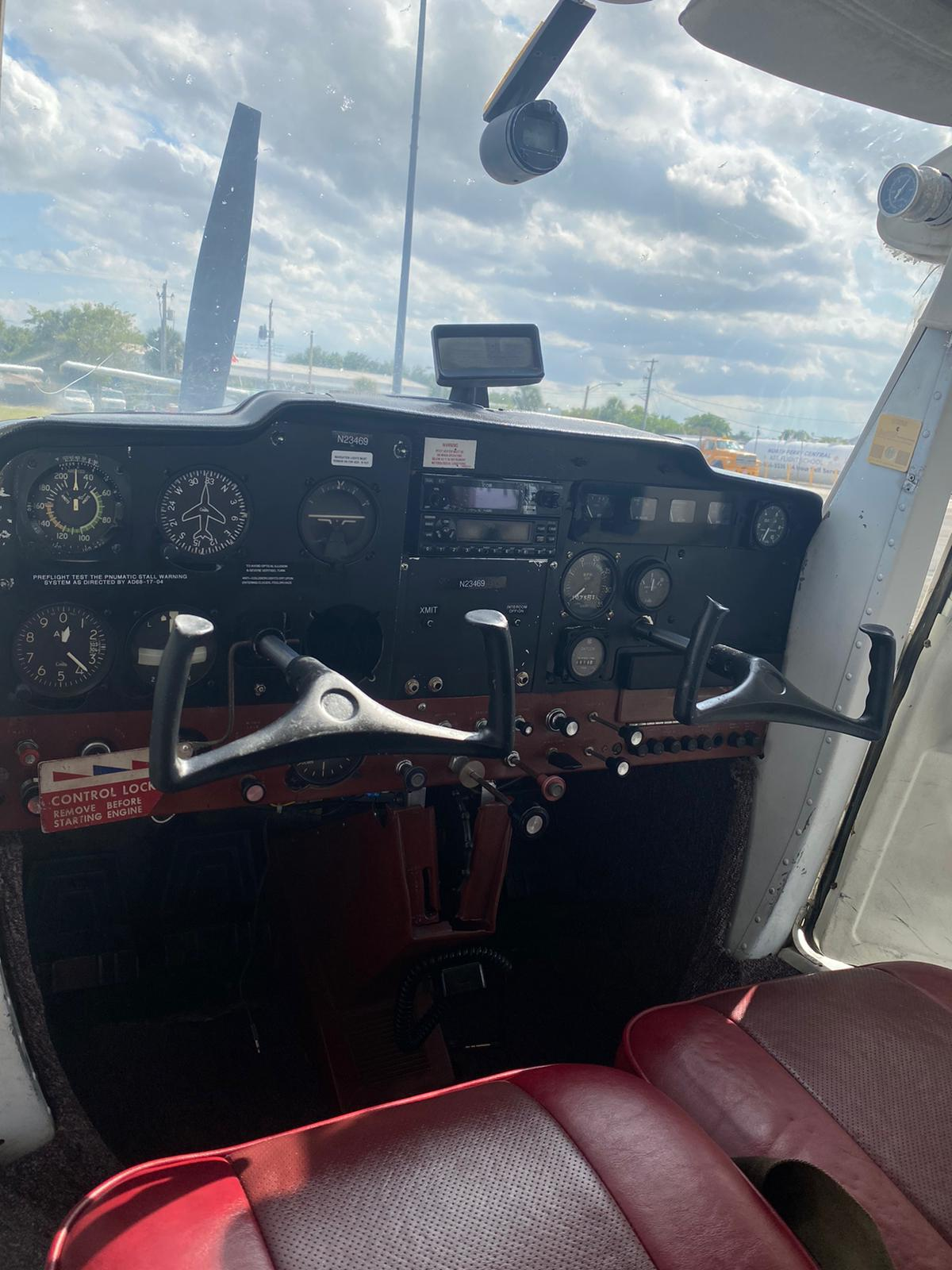 1968 Cessna 150H