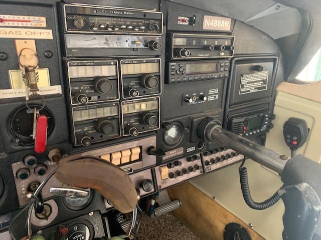 1977 Rockwell Commander 114