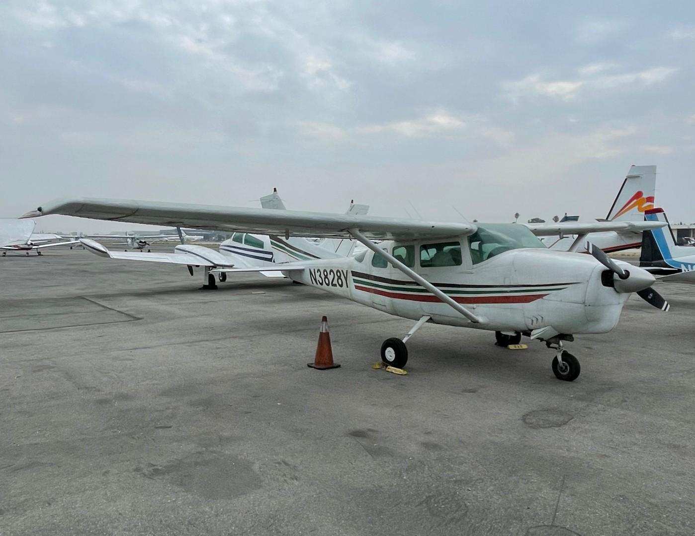 1964 Cessna 210D Centurion