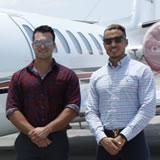 Alex Bengoechea & Chris Mercado